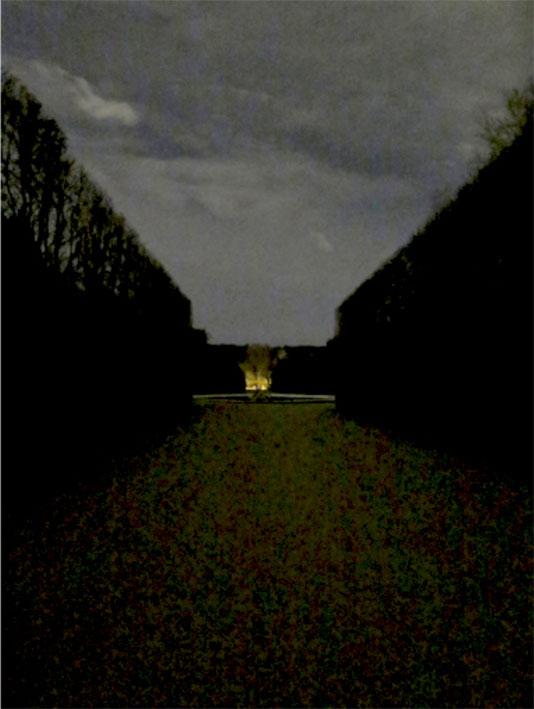 Versailles Nuit - Belvédère